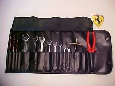 Ferrari Tool Kit_Roll Bag_Wrenches_Screwdrivers_Pliers_Weber Carburetor Tool 308