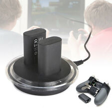 2x Rechargeable Battery + Charging Charge Dock Station for XBOX ONE Controller..