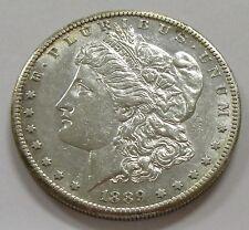 1889-S Morgan Silver Dollar Higher Grade Coin! * Old US $1