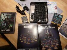 Warhammer 40k Drukhari Armee!!!!