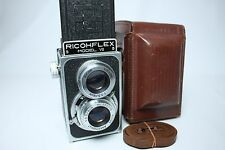 RICOHFLEX MODEL VII Camera and case Excellent++++ from Japan