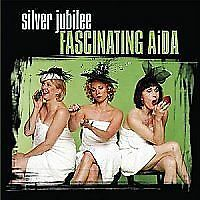 FASCINATING AIDA - SILVER JUBILEE New D.V.D. ALBUMS