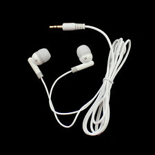 3.5mm In-ear Earbud Earphone Headphone Headest for iPhone PDA PSP MP4 Universal