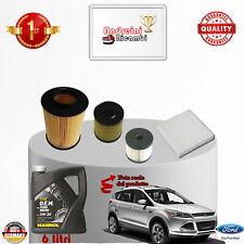 Mantenimiento Filtros + Aceite Ford Kuga II 2.0 TDCI 103KW 140CV de 2013- >