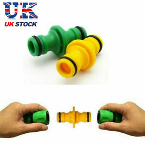 Double Male Hose Pipe Connector Hose Fittings Compatible to Hozelock UK SALE