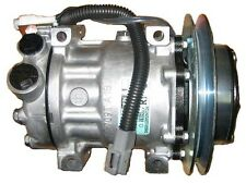 For Ford & Sterling A/C Compressor w/ Single Groove Clutch Sanden NEW