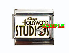 Disney Hollywood Studios Park Custom Italian Charm NEW!
