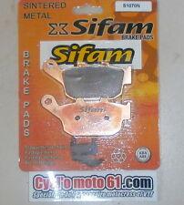 Plaquettes de frein arrière SIFAM Triumph Daytona 650 2005 (S1070N)