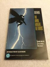 Batman The Dark Knight Returns By Frank Miller DC Comics 1986 Intro and 4 Vol's