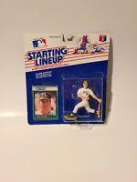 1989 STARTING LINEUP - SLU - MLB - MARK McGWIRE - OAKLAND ATHLETICS