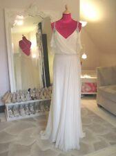 Jenny Packham V Neck Wedding Dresses