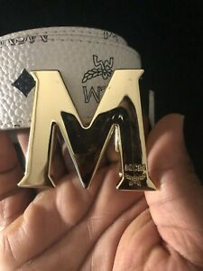 MCM Belt-White
