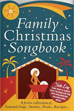 Family Christmas Colour Songbook Yule Log Dvd Bjo Book/Dvd, New, Various Book