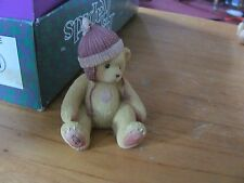 Cherished Teddies by Enesco Anne So Glad You're Here To Keep Me Warm 534234