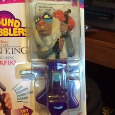 Disney Sound Scribblers Lion King featuring Rafiki !! Brand new in the box !!