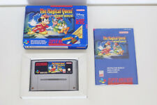 Super Nes Nintendo Snes - Magical Quest Mickey Mouse (EUR) COMPLET