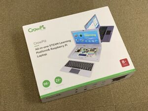 ELECROW CrowPi 2 Raspberry Pi 4 4GB Laptop for Kids / Adults - Advanced Kit