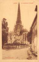 AUTUN -  la Cathédrale St Lazare -
