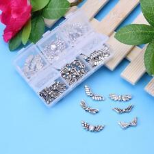 60x DIY Schmetterling Tibetanischer Flüge Engelsflügel Bastel Schmuck Perlen