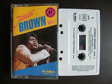 K7 Audio JAMES BROWN  Vol.1  Les tréteaux 6667