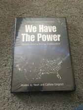 We Have the Power Making America Energy Independent Sealed DVD 2008