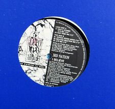 3RD NATION ‎– I BELIEVE	 LP N. 1732