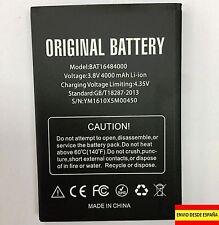 Bateria para DOOGEE X5 MAX PRO 4000 mAh BAT16484000 **MANIPULACION Y ENVIO 24H**