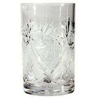 8.6 fl oz Crystal Drinking Glass Hot or Cold Tea Soda Water Juice Cocktail