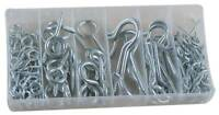 New 151pc Eye Bolt Eyebolt Eyelet Hook Screw Assortment w/Case FREE SHIPPING
