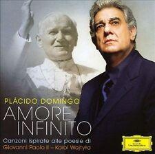 Domingo, Placido : Amore Infinito CD