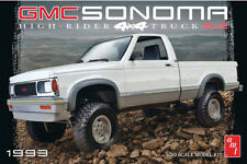 AMT 1/20 GMC Sonoma High Rider 4X4 Truck SLE 1993 PLASTIC MODEL KIT 1057