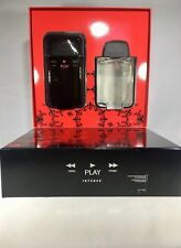 Play Intense by Givenchy 2PC Gift Set 3.3oz/100ML Eau De Toilette for MEN NIB