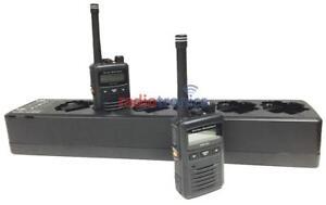 Genuine Motorola Vertex Standard VAC-6066 EVX-S24 6-Way Charger