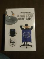United Federation of Planets Star Trek Chair Cape Novelty Man Cave Accessory NIB
