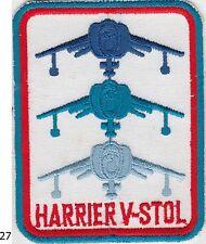 Harrier V-STOL patch