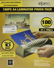 New Hight Quality A4 Laminating Pouches Pack of 100 Image Lamination Pouch Sheet