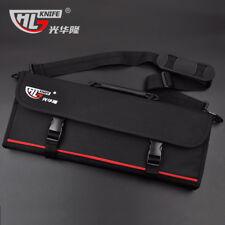 18 Pocket Knife Case Roll Bag knife bag chef bag knife roll Ergo Chef Wallet