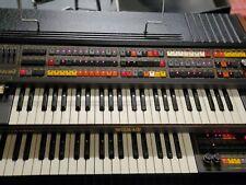 Wersi Organ Comet Model Mfx5 Rolls Royce Of Organs Rare