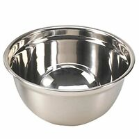 Zodiac Mixing Bowl 31cm Large Stainless Steel 6L Deep Mixing Whisking Bowl