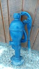 BEAUTIFUL OLD Cast Iron Hand WATER PUMP Signed BROCKVILLE ONTARIO