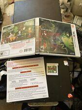 Shin Megami Tensei IV Apocalypse Complete CIB Nintendo 3DS Authentic