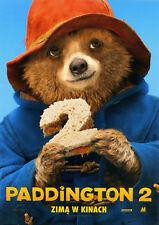 Paul King - Paddington 2 - Polish promo FLYER
