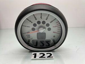 Mini Cooper R56 R55 R57 R58 R59 R60 R61 RPM TACHOMETER GAUGE CLUSTER OEM 9201394