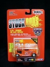 Racing Champions Stock Rods Citgo 1934 Ford Coupe Limited Edition.