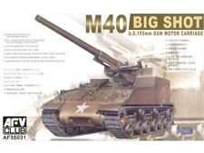 AFV Club 1/35 35031 U.S.155mm Gun Motor Carriage M40 Big Shot