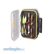 Spro Mobile Stocker M und L - Tacklebox Köderbox Kleinteilebox Zubehörbox