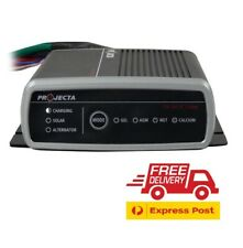 PROJECTA IDC25 DC to DC Dual Battery Vehicle Charger 12V 25A 3 Stage Solar V05