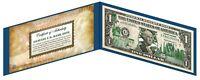 NEW YORK State $1 UNC Bill Genuine Legal Tender U.S. One-Dollar GRN Banknote