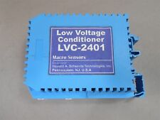 Macro Sensors LVC-2401 Low Voltage DC Operated LVDT Signal Conditioner NEW