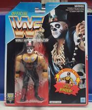 WWF Wrestling Hasbro 1992 Papa Shango Blue Card 7398
